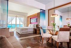 Habitación Suite Altitude Frente al Mar King Size del Hotel Hotel Krystal Grand Los Cabos All Inclusive