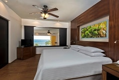 Habitación Altitude Doble Vista al Mar del Hotel Hotel Krystal Grand Nuevo Vallarta