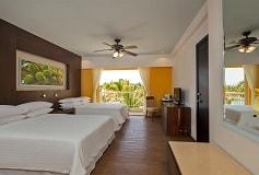 Habitación Deluxe Doble Vista al Jardín del Hotel Hotel Krystal Grand Nuevo Vallarta