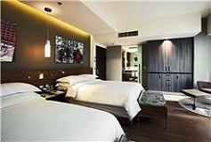 Habitación Executive Suite del Hotel Hotel Krystal Grand Suites Insurgentes Sur
