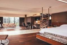 Habitación Master Suite del Hotel Hotel Krystal Grand Suites Insurgentes Sur