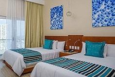 Habitación Altitude del Hotel Hotel Krystal Urban Cancún Centro