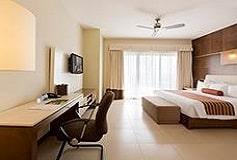 Habitación Estándar 1 Cama King del Hotel Hotel Krystal Urban Cancún Centro