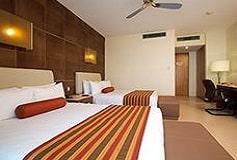 Habitación Estándar con Dos Camas del Hotel Hotel Krystal Urban Cancún Centro