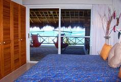 Habitación Villas de Tres Recámaras Vista al Mar del Hotel Hotel Las Villas Akumal