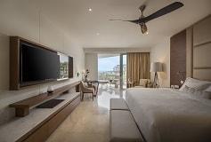 Habitación Royal Deluxe Vista Parcial al Mar del Hotel Hotel Le Blanc Los Cabos
