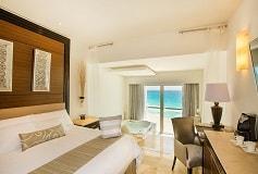 Habitación Royale Luna de Miel con Vista al Mar del Hotel Hotel Le Blanc Spa Resort