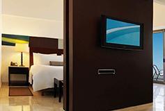 Habitación Aqua Club del Hotel Hotel Live Aqua Beach Resort Cancún