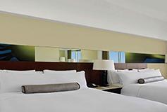 Habitación Deluxe Frente al Mar del Hotel Hotel Live Aqua Beach Resort Cancún