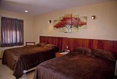 Habitación Habitación Doble del Hotel Hotel Los Andes