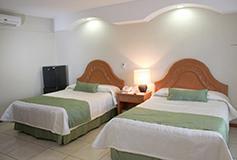 Habitación Junior Suite del Hotel Hotel Malibú