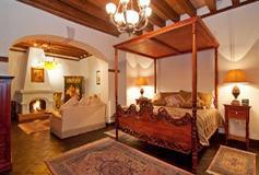 Habitación Máster Suite del Hotel Hotel Mansión de los Sueños