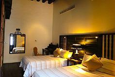 Habitación Estándar Doble del Hotel Hotel Mansión Iturbe