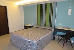 Habitación Sencilla Estándar del Hotel Hotel Mar y Tierra