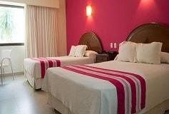 Habitación Estándar del Hotel Hotel Margaritas Cancún