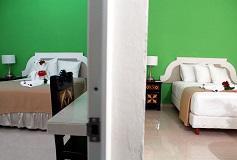 Habitación Junior Suite del Hotel Hotel Tulum Inn