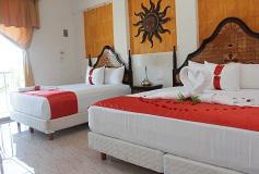 Habitación Master Suite del Hotel Hotel Tulum Inn
