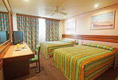 Habitación Ejecutiva Dos Camas Matrimoniales del Hotel Hotel Marlowe