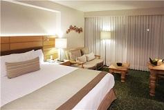 Habitación  Ejecutiva del Hotel Hotel Marriott Tuxtla Gutiérrez