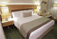Habitación Deluxe del Hotel Hotel Marriott Tuxtla Gutiérrez