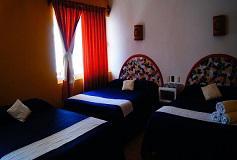 Habitación Habitación Triple del Hotel Hotel Mary Carmen