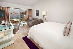 Habitación Petite Suite del Hotel Hotel ME Cabo