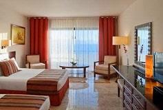 Habitación Meliá Vista al Mar con Balcón Privado del Hotel Hotel Meliá Puerto Vallarta All Inclusive