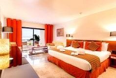 Habitación Premium Frente al Mar WiFi Gratis Amenidades VIP del Hotel Hotel Meliá Puerto Vallarta All Inclusive