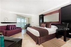 Habitación Superior Deluxe Lagoon View del Hotel Hotel Melody Maker Cancún