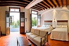 Habitación Master Suite del Hotel Hotel Mesón del Alférez Coatepec