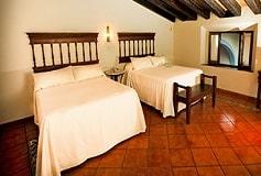 Habitación Suite del Hotel Hotel Mesón del Alférez Coatepec