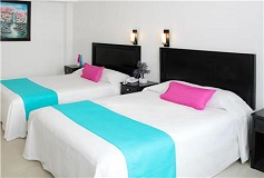 Habitación Ejecutiva del Hotel Hotel Mia City Villahermosa