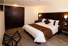 Habitación Estándar Una Cama del Hotel Hotel Misión Express Tampico
