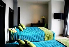 Habitación Estándar Doble del Hotel Hotel Misión Express Xalapa Centro