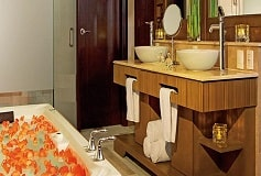 Habitación Junior Suite Swimout Doble del Hotel Hotel Now Amber Puerto Vallarta