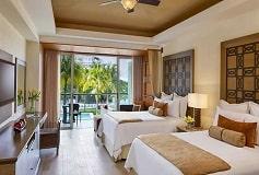 Habitación Preferred Club Junior Suite Garden Doble del Hotel Hotel Now Amber Puerto Vallarta