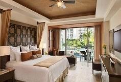 Habitación Preferred Club Junior Suite Garden View King del Hotel Hotel Now Amber Puerto Vallarta