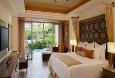 Habitación Preferred Club Junior Suite Swim Out King del Hotel Hotel Now Amber Puerto Vallarta