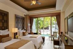 Habitación Preferred Club Junior Suite Swimout Double del Hotel Hotel Now Amber Puerto Vallarta