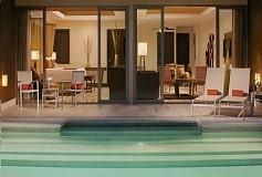 Habitación Preferred Club Master Suite Swimout Garden del Hotel Hotel Now Amber Puerto Vallarta