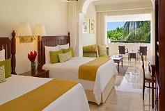 Habitación Preferred Club Junior Suite Doble Vista Tropical del Hotel Hotel Now Sapphire Riviera Cancún