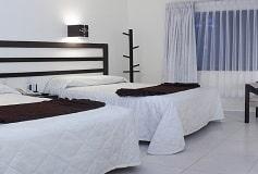 Habitación Estándar Plus del Hotel Hotel Nututun Palenque