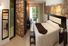 Habitación Junior Suite Deluxe del Hotel Hotel Nututun Palenque