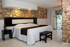 Habitación Junior Suite Estándar del Hotel Hotel Nututun Palenque