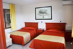 Habitación Estándar del Hotel Hotel NV Guadalajara
