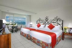 Habitación Ocean View del Hotel Hotel Oasis Palm