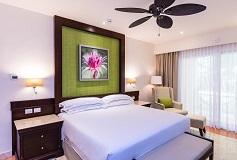 Habitación Deluxe Concierge del Hotel Hotel Occidental at Xcaret Destination