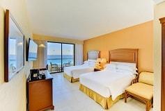 Habitación Doble Frente al Mar del Hotel Hotel Occidental Tucancún