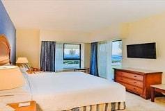 Habitación Doble Vista al Mar Premium Level del Hotel Hotel Occidental Tucancún