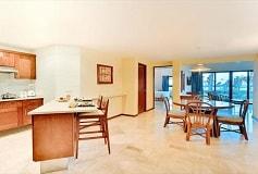 Habitación Familiar Vista al Mar Premium Level del Hotel Hotel Occidental Tucancún
